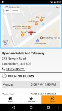 Hykeham Kebab And Takeaway screenshot 3