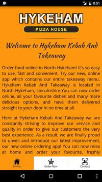 Hykeham Kebab And Takeaway screenshot 1