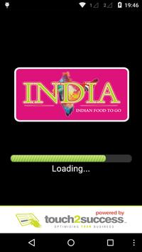 India Food2Go poster