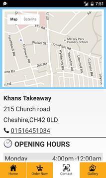 Khans Takeaway screenshot 3