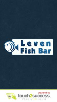 Leven Fish Bar poster