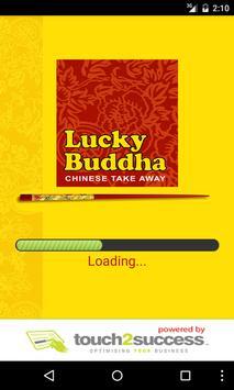 Lucky Buddha poster