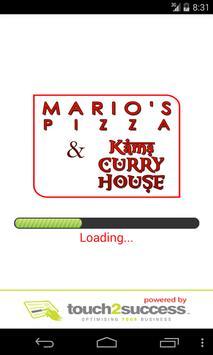 Mario Pizzas poster
