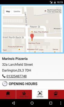 Marino's Pizza apk screenshot