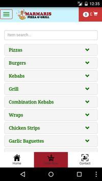 Marmaris Pizza & Grill screenshot 2
