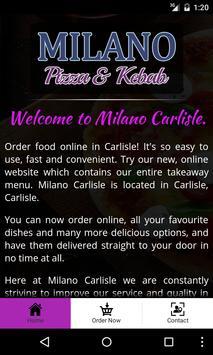 Milano Carlisle apk screenshot