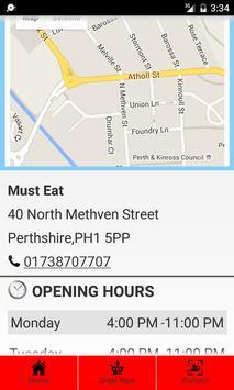 Must Eat screenshot 2