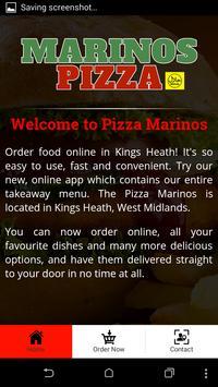 Pizza Marinos Kings Heath screenshot 1