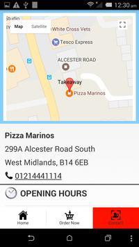Pizza Marinos Kings Heath screenshot 3