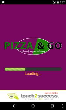 Pizza & Go poster