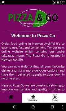 Pizza & Go screenshot 1