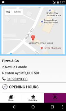 Pizza & Go screenshot 3