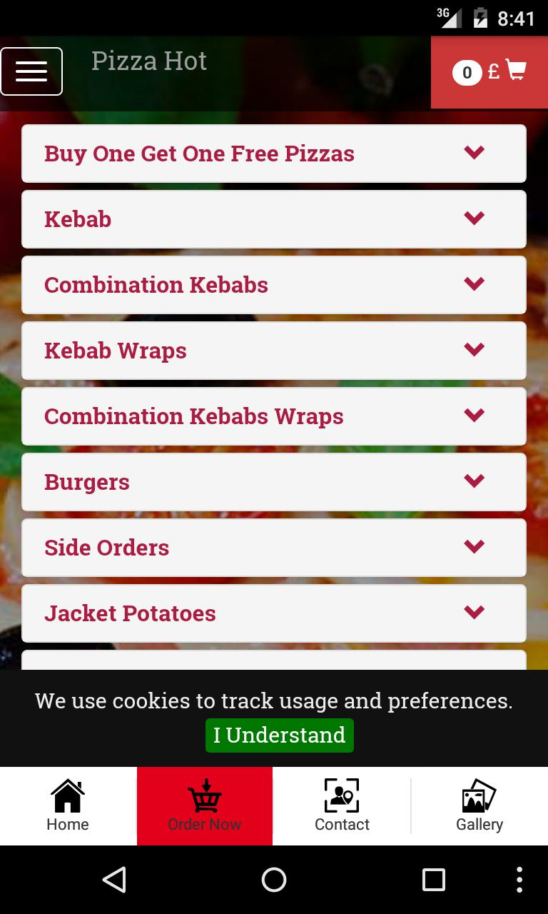Pizza Hot Daventry Nn11 4bu For Android Apk Download