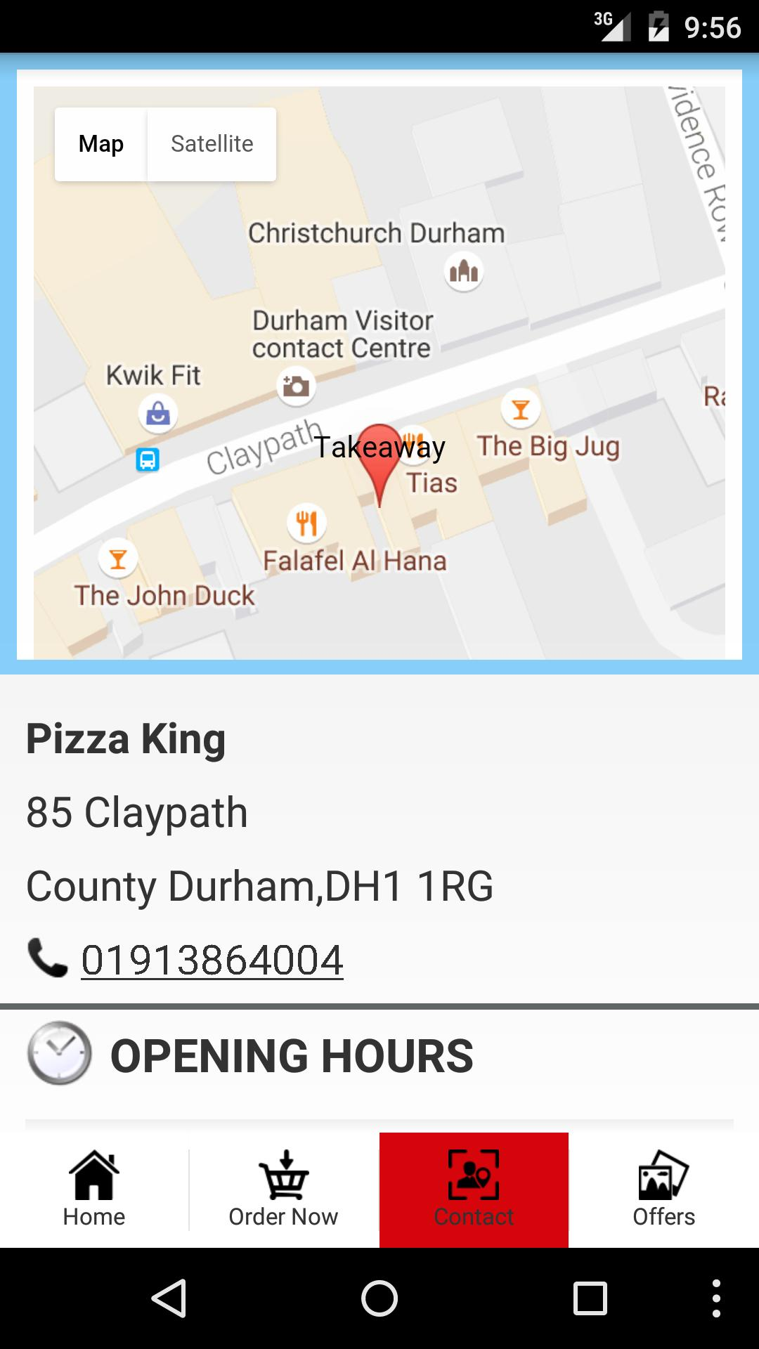 Pizza King Durham For Android Apk Download