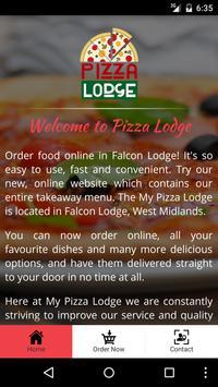 Pizza Lodge screenshot 1