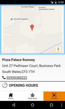 Pizza Palace Rumney screenshot 3