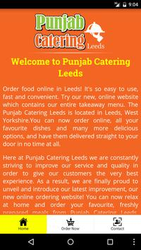 Punjab Catering Leeds screenshot 1