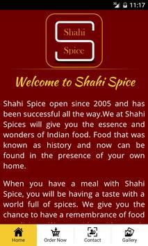 Shahi Spice screenshot 1