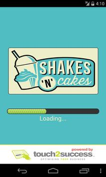 Shakes N Cakes poster