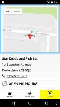 Star Kebab House and Fish Bar screenshot 3