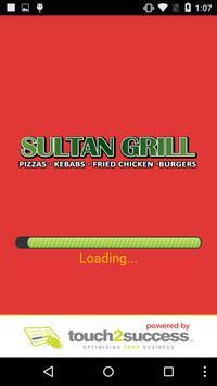 Sultan Grill Gosport poster