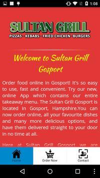 Sultan Grill Gosport screenshot 1