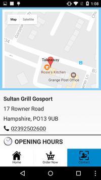 Sultan Grill Gosport screenshot 3