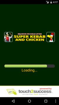Super Kebab and Chicken poster