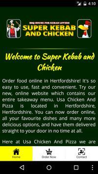 Super Kebab and Chicken screenshot 1