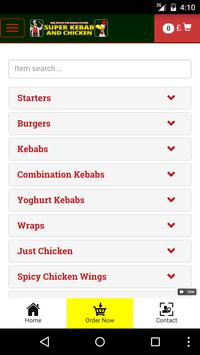 Super Kebab and Chicken screenshot 2