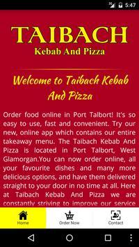 Taibach Kebab And Pizza apk screenshot