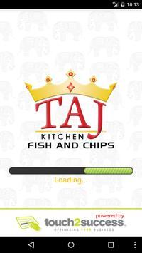 Taj Kitchen poster