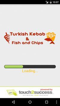 Turkish Kebab Edinburgh poster