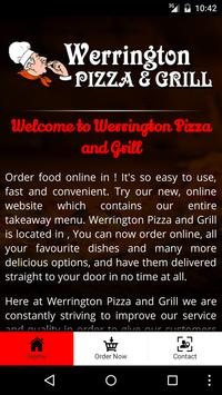 Werrington Pizza And Grill screenshot 1