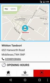 Whitton Tandoori screenshot 3