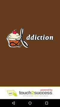 Addiction Desserts poster
