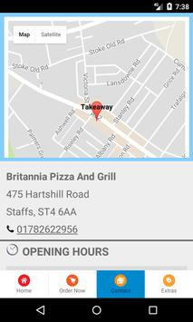 Britannia Pizza & Grill screenshot 3