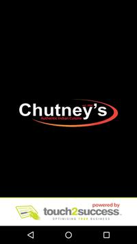 Chutneys poster