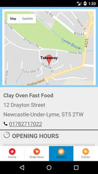 Clay Oven Fast Food screenshot 4