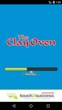 Clay Oven Fast Food poster