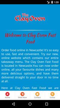 Clay Oven Fast Food screenshot 1