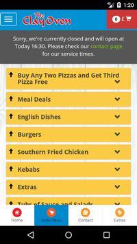 Clay Oven Fast Food screenshot 2