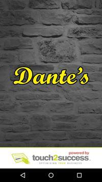 Dante's Fish Chips & Kebab screenshot 1