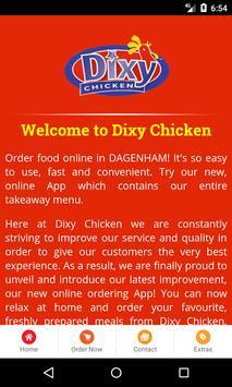 Dixy Chicken Dagenham screenshot 1