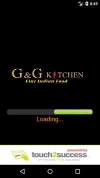 G&G Kitchen poster