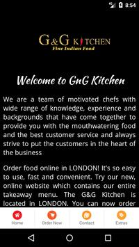 G&G Kitchen screenshot 1