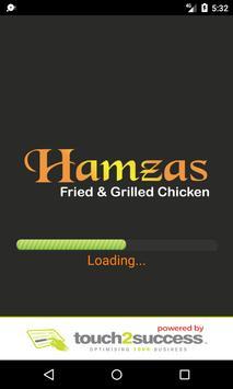 Hamza Fried Chicken poster