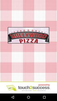 Hollywood Pizza poster