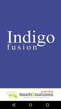 Indigo Fusion Chatham poster