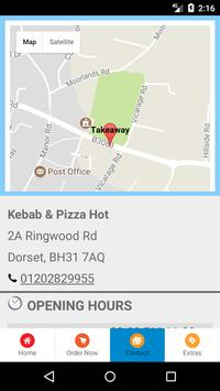 Kebab & Pizza Hot screenshot 4